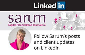 SarumPR on LinkedIn
